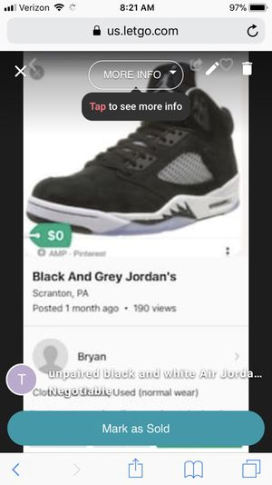 New and Used Jordan for Sale in Wilkes Barre 8bae7d811