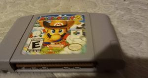 Mario party 2 n64 game for Sale in Los Angeles, CA