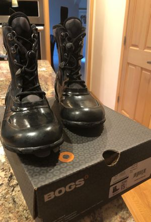 Bogs Boots size 13 girls for Sale in Seattle, WA