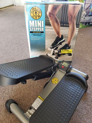 Body Cycle and Mini Stepper Combo for Sale in Whittier, CA