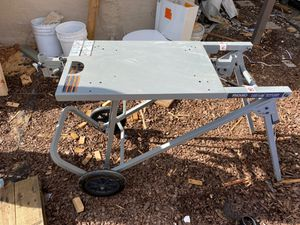 Ridgid table saw for Sale in San Diego, CA
