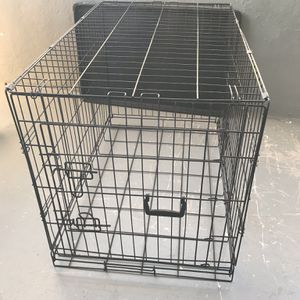 DOG CAGE / LARGE 36IN for Sale in Hollywood, FL