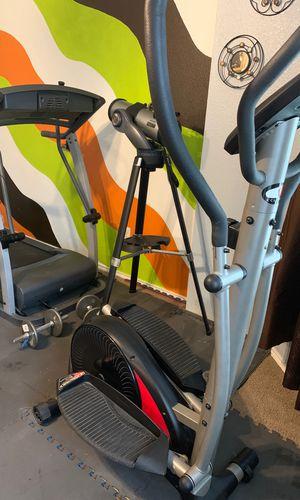 Fitness Quest Eclipse ~ 1100 Hour ~ workout machine ~ elliptical training machine for Sale in Grand Prairie, TX