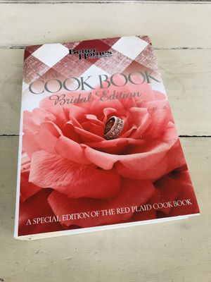 Bridal edition cook book for Sale in Clovis, CA