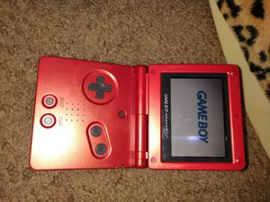 Game boy advance sp for Sale in Lompoc, CA