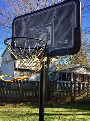 Basketball Hoop with Ball Return for Sale in Herndon, VA