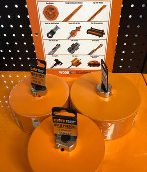 "Multi-Purpose Hole Saws (6"") for Sale in Pompano Beach, FL"
