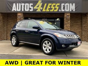 2007 Nissan Murano for Sale in Puyallup, WA