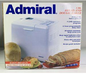 Admiral bread maker - open box for Sale in Playa del Rey, CA