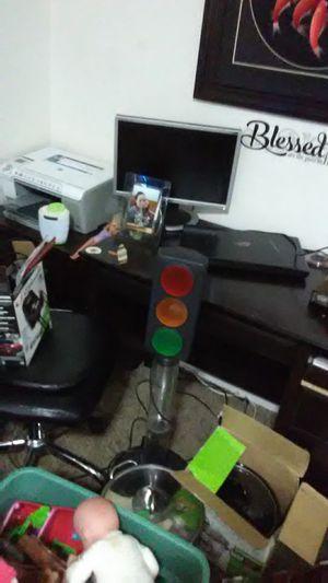 Computer desk computer chair for Sale in Pocatello, ID