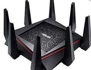 ASUS RT-AC5300 GAMING ROUTER for Sale in Anaheim, CA