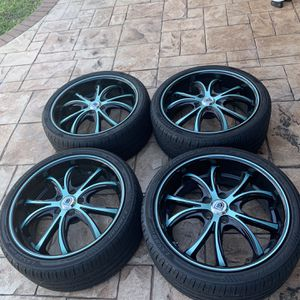 Wheels And Tires for Sale in Fort Lauderdale, FL