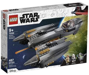 LEGO Star Wars Grievous's Starfighter 75286 for Sale in Maryland City, MD