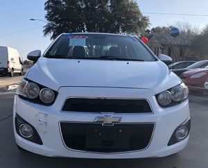 2013 Chevy sonic for Sale in Austin, TX