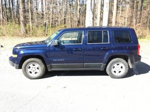 2011 Jeep Patriot! 4x4! Runs great! Clean for Sale in Washington Township, NJ