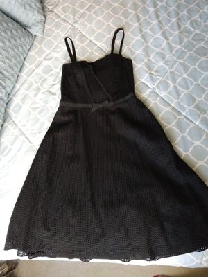 LOFT Black Eyelet Dress for Sale in Arlington, VA