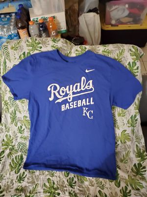 Nike Tee Men's XL Royals Baseball T shirt for Sale in Garden Grove, CA