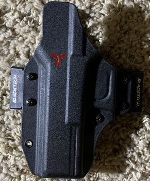 Left handed BladeTech holster for Glock 17 and Glock 22 for Sale in Loma Linda, CA
