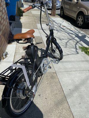 Vika+ Utility-friendly Electric Folding Bike for Sale in San Francisco, CA