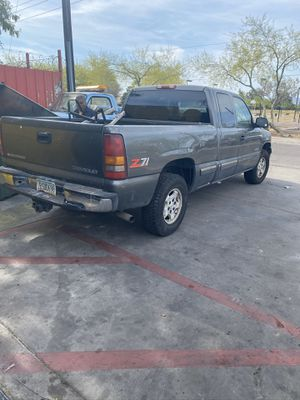 Silverado PARTS for Sale in Phoenix, AZ