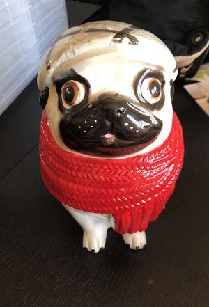 Dog/Pug Cookie Jar for Sale in Washington, DC