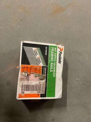 "Paslode 2""x.113. Gun nails for Sale in Hesperia, CA"