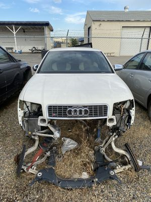 2004 Audi S4 Parting Out for Sale in Clovis, CA