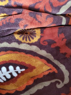 Fall Throw for Sale in Cedar, MI