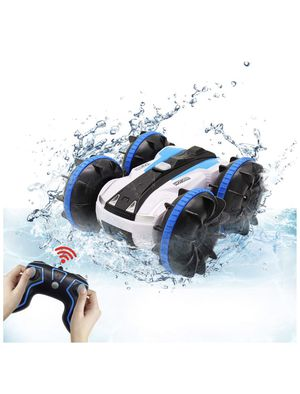 Car Toys for 6-10 Year Old Boys Girls Amphibious Remote Control Car for Kids 2.4 GHz for Sale in Chicago, IL