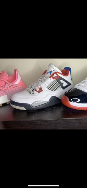 Jordan 4 what the for Sale in San Clemente, CA