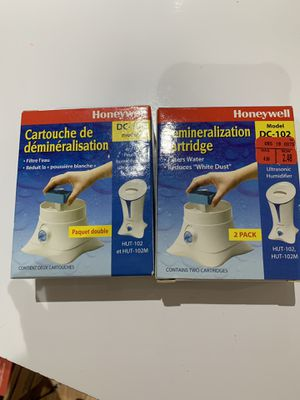 Honeywell humidifier filter for Sale in Alexandria, VA