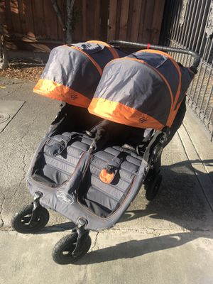 Double seater stroller City Mini GT for Sale in Hayward, CA
