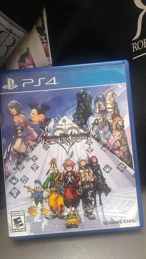 Kingdom Hearts HD 2.8 Final Chapter and Prologue for PS4 for Sale in Downey, CA