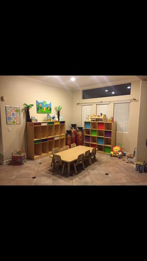 "3 piece ""Lakeshore"" Daycare/School/Childcare pieces for Sale in Anaheim, CA"