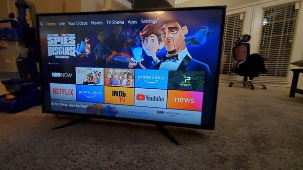 Sceptre 43 inch 4K TV