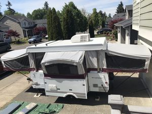 2007 Fleetwood Saratoga Pop up Camper for Sale in Yelm, WA