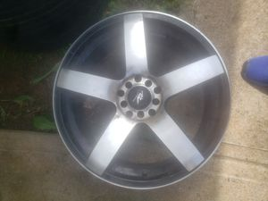 """Rims """"18 5lug universal for Sale in Concord, NC"""