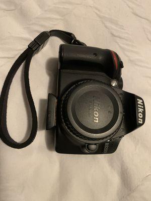 Nikon D3200 for Sale in Richmond, CA