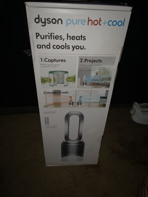 Dyson pure hot and cold fan for Sale in Columbus, OH