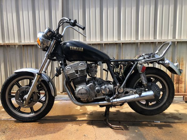 Xs850 Yamaha , 1978 xs 850 cafe chopper bobber tracker motorcycle