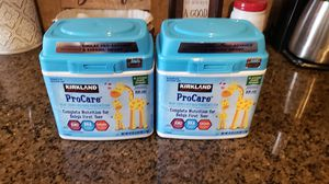 2, Kirkland ProCare Formula -unsealed for Sale in Airway Heights, WA