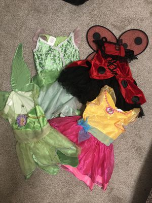 Costumes! Size 3t/4t for Sale in San Diego, CA