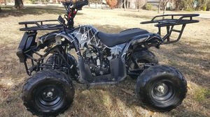TAOMOTOR 125CC KID'S & YOUNG AUTOMATIC & REVERE FOUR WHEELER for Sale in Dallas, TX