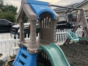 Step2 swing set for Sale in Fontana, CA