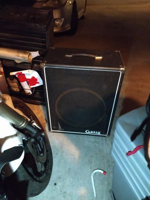 15 inch subwoofer. for Sale in Garden Grove, CA