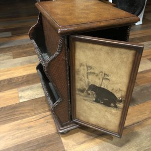 Elephant Design Table for Sale in Port St. Lucie, FL