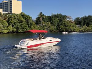 chapparal 236 deck boat for Sale in Fort Lauderdale, FL
