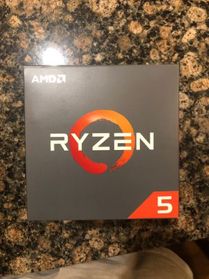 Ryzen 2600 6 Core 12 thread AMD CPU for Sale in Great Falls, VA