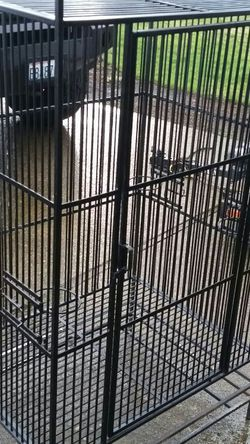 25 X 33 X 57 Bird Cage, No Bottom Sliding Tray Or Wheels for Sale in Vancouver,  WA