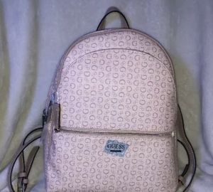 Guess backpack pink for Sale in Industry, CA